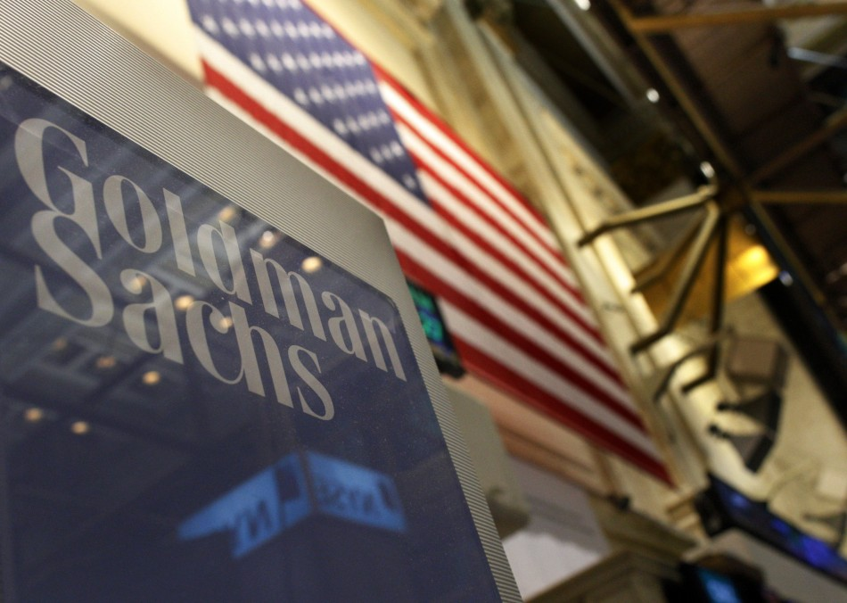 Goldman Sachs have been fined again for trading non-public information