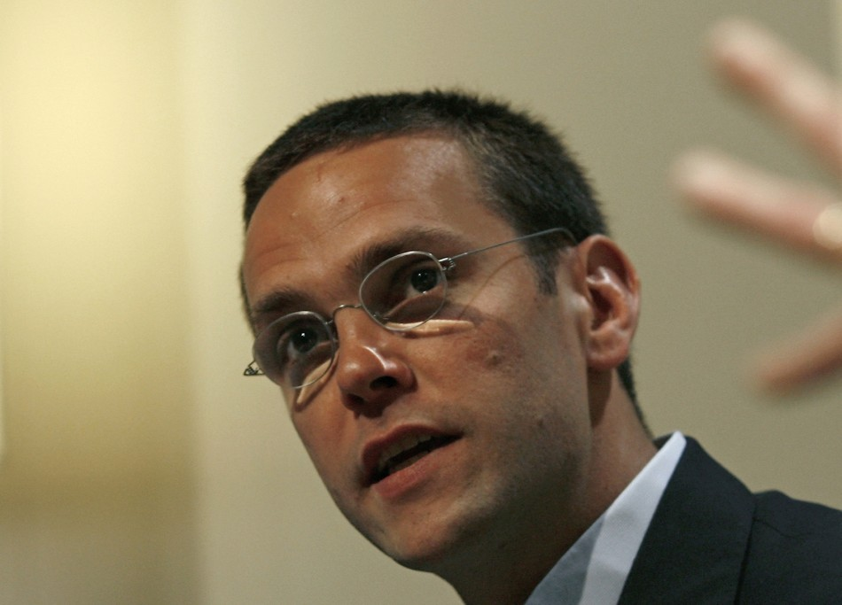 James Murdoch Relinquishes BSkyB Chairmanship