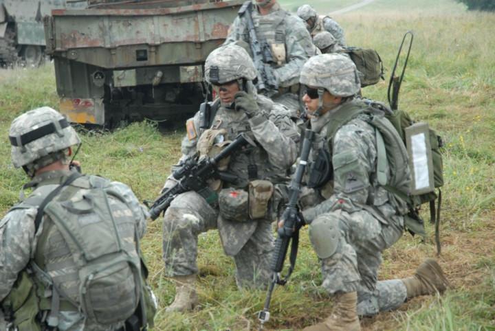 DuPont™ Kevlar® Protecting the Military