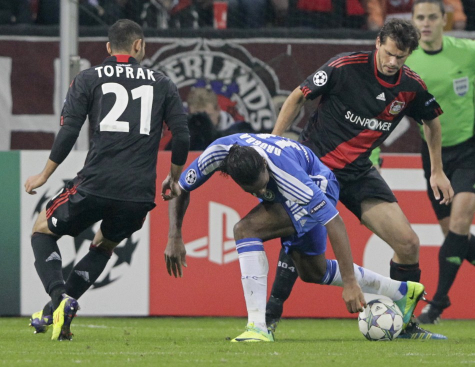 Bayer Leverkusen Vs Chelsea