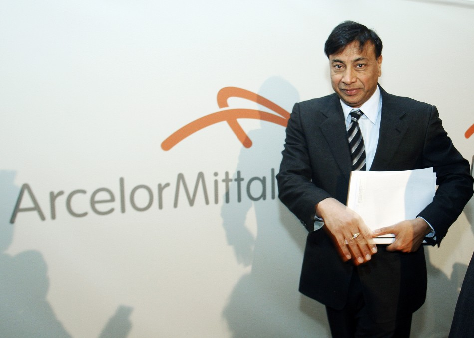lakshmi mittal and the growth of