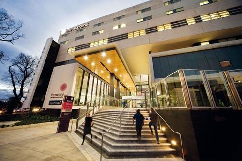 Royal Women's Hospital in Melbourne