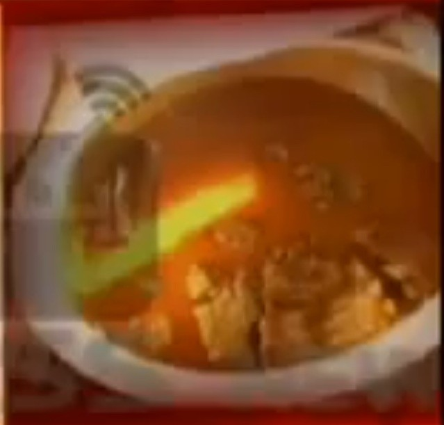 Television networks in Pakistan showed gruesome footage of the body parts in a bowl ready for the stove.