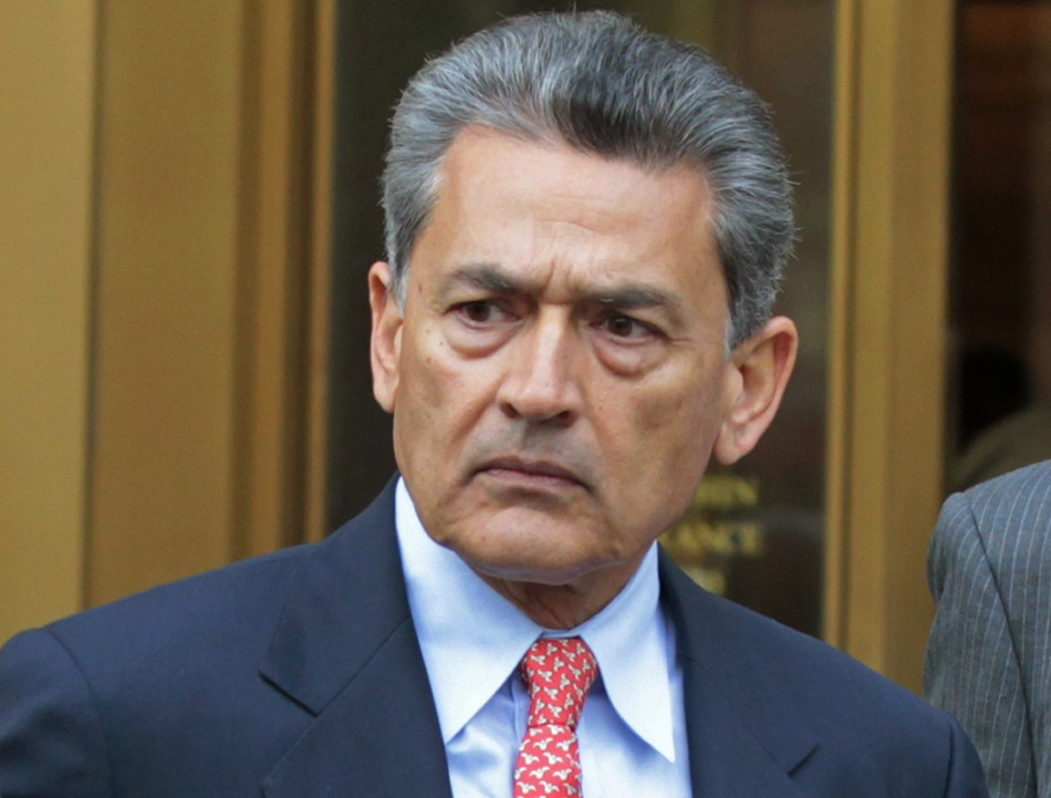 US Supreme Court Justice Rejects Ex-Goldman Director Rajat Gupta's Request to Stay Out of Prison