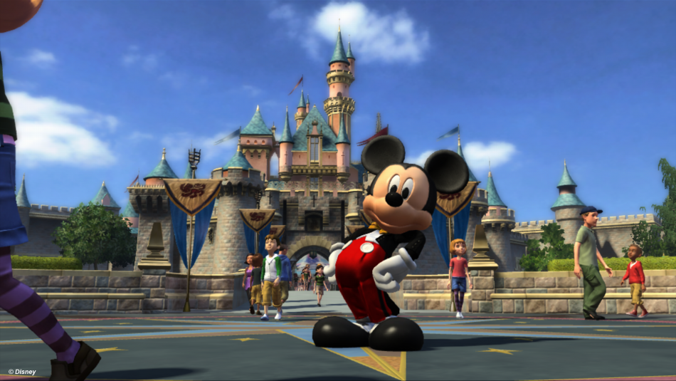 Kinect: Disney Land Adventures