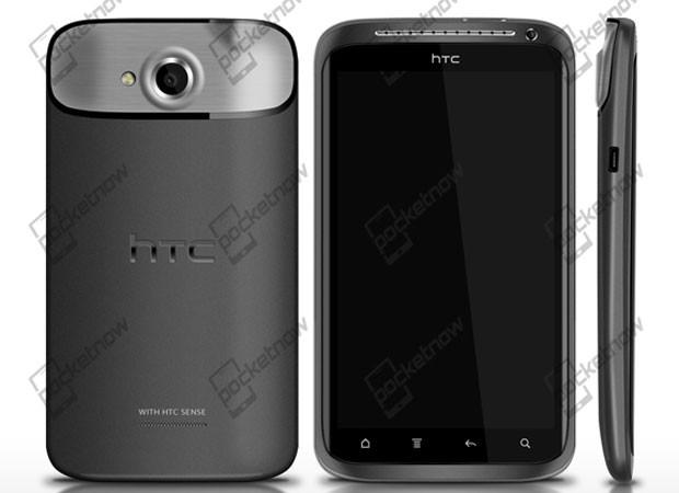 HTC Quad-Core Supreme Edge