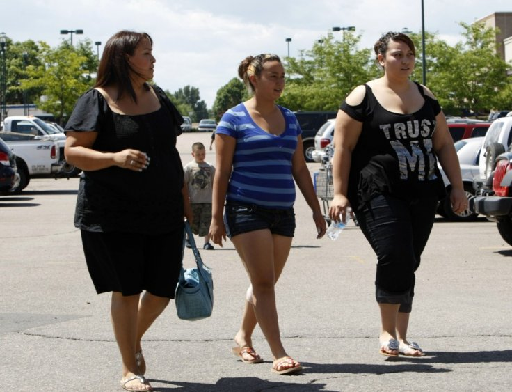 British Women Are Fattest In Europe, Says Study-5716