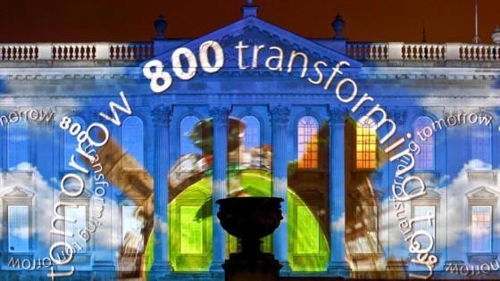 Cambridge University's 800th Anniversary Campaign