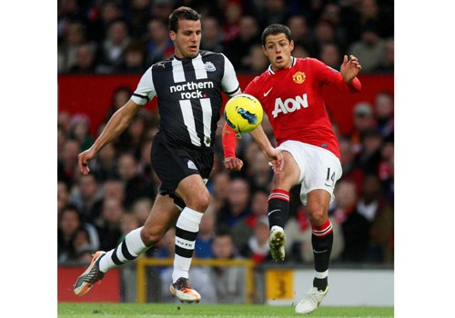 Man United 1 - Newcastle 1