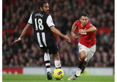 Man United 1 - Newcastle 1