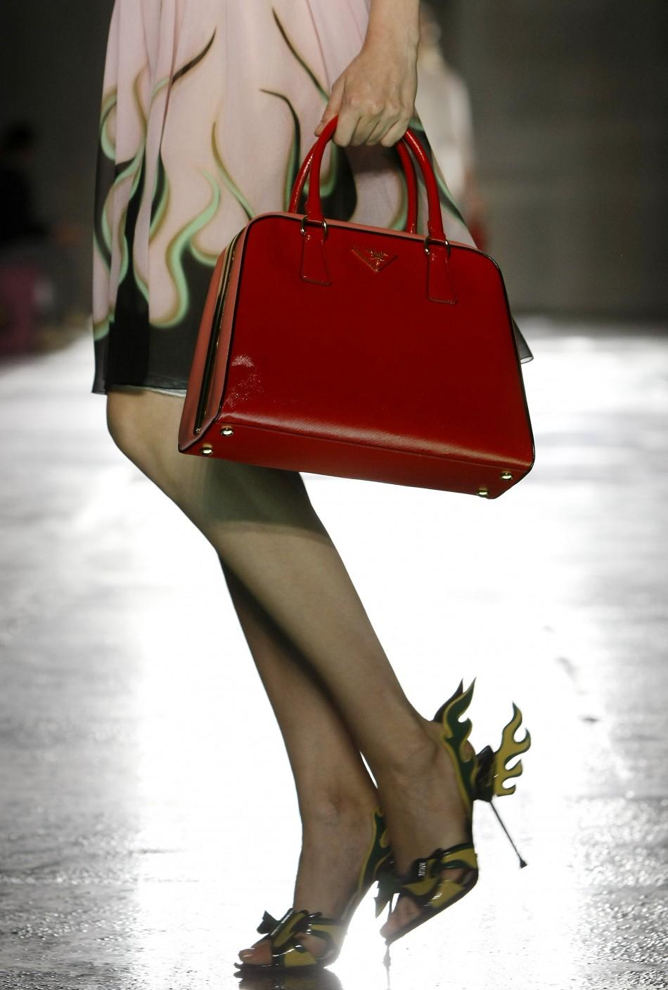 A Womans Handbag