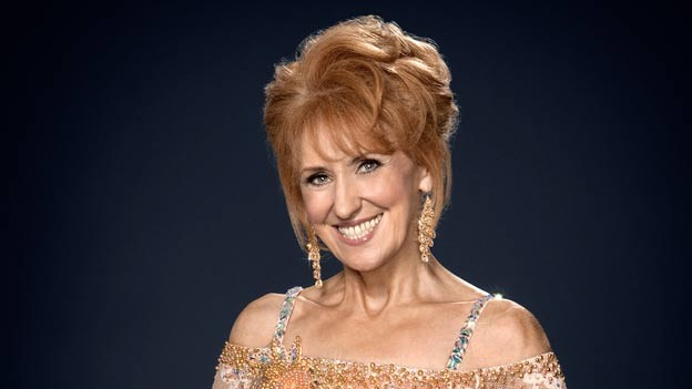 "Anita Dobson was voted out from the BBC dance reality show ""Strictly Come Dancing"" after her nine week stint on Sunday."