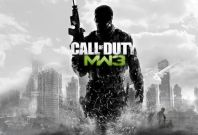 For the third week in a row Activision's Call of Duty: Modern Warfare 3 has dominated the UK charts, yet again taking the hallowed number one slot.