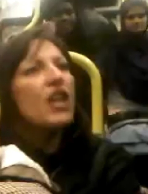 "Emma West, the racist tram passenger that featured in the viral video ""My Tram Experience"" pleaded 'not guilty' following the footage being shown to Croydon Magistrates' Court."