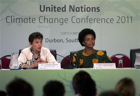 Climate Change Conference in Durban