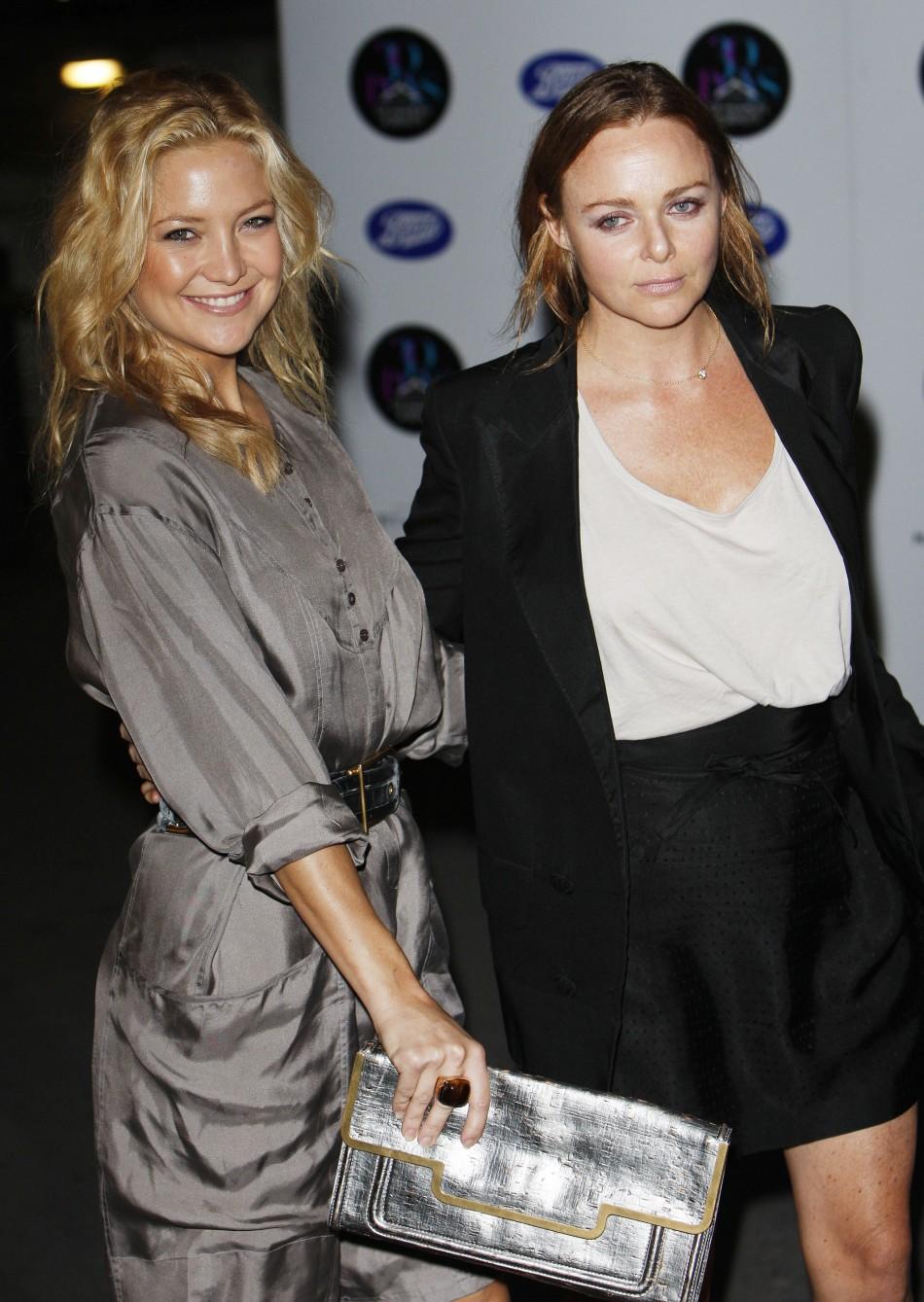 British Fashion Awards 2011 Red Carpet Award - Stella McCartney