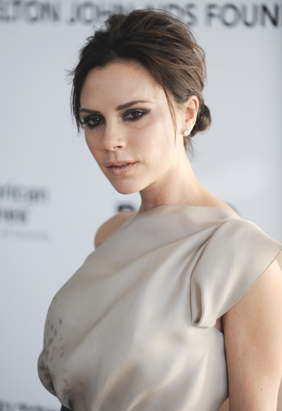 Victoria Beckham Oscar Gowns