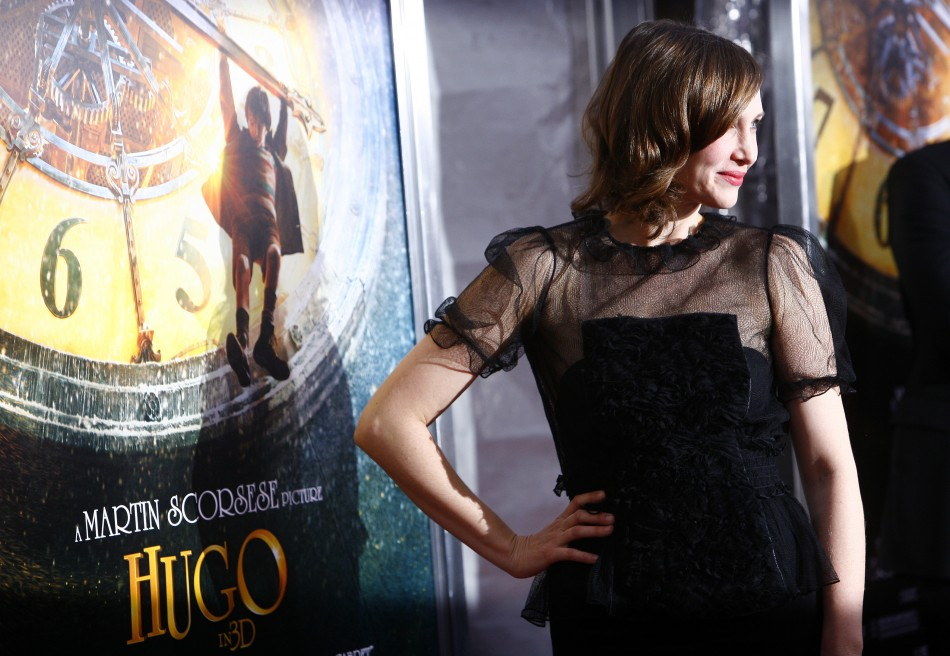 Actress Vera Farmiga attends attends the premiere of quotHugoquot in New York