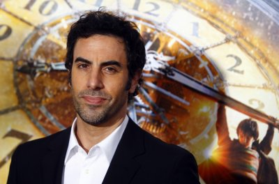 Actor Sacha Baron Cohen attends the premiere of quotHugoquot in New York