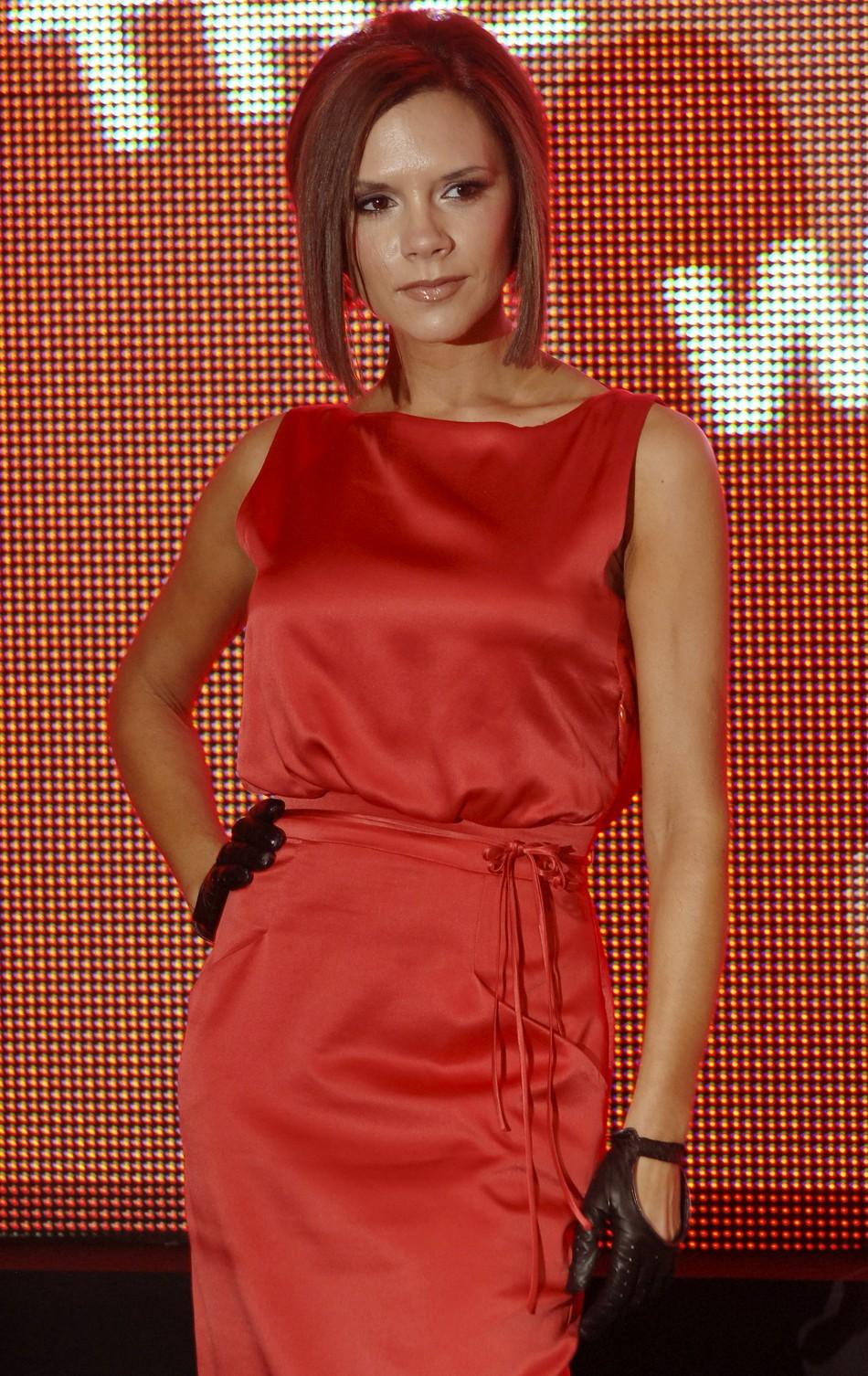Victoria Beckham Announced International Ambassador for UKs Great Tourism Campaign