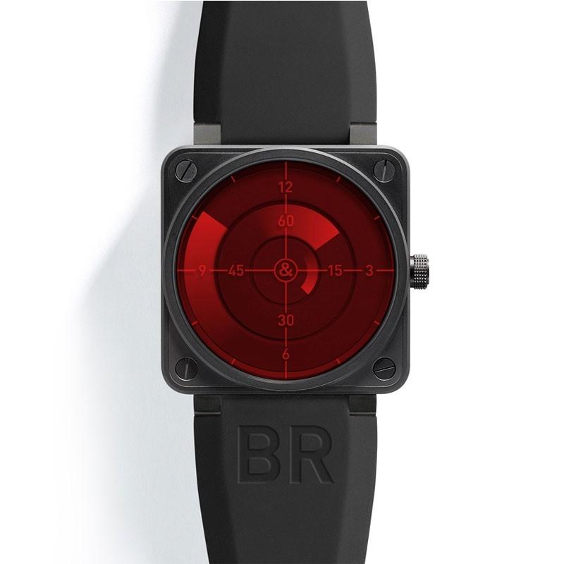 Bell & Ross BR1-92 Red Radar - £3,800
