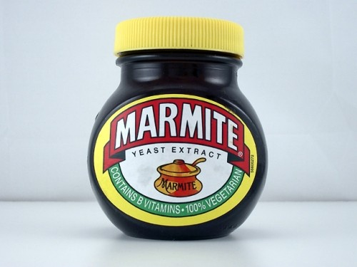 The Marmite covered M1 is undergoing a huge clean-up operation after a tanker carrying over 20 tonnes of the yeast extract overturned last night.