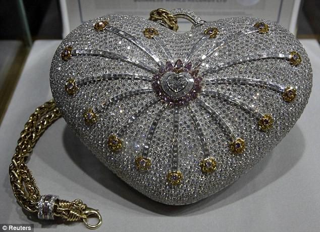 Mouawads 1001 Nights Diamond Purse