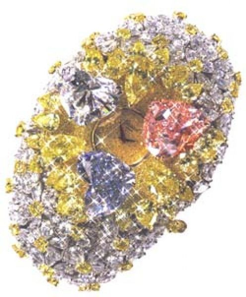A 200-Carat Chopard Watch