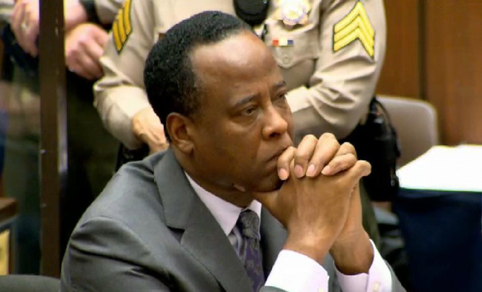 Conrad Murray Trial