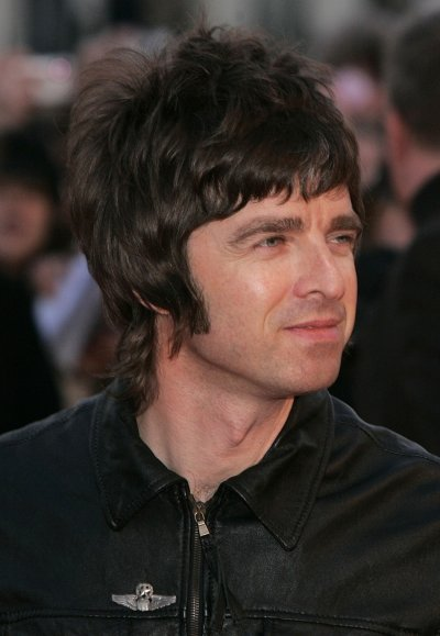 Top 10 British Singers in Class of 2011 - Noel Gallagher