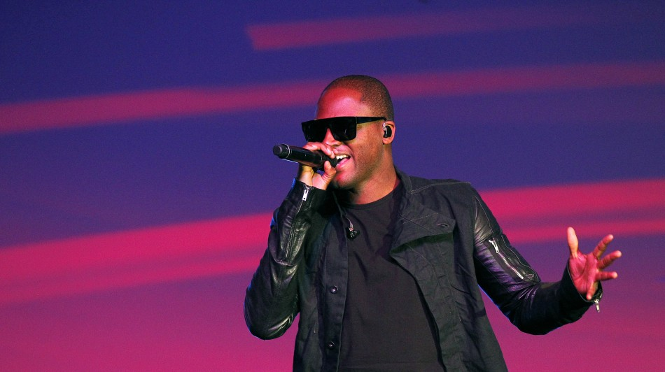 Top 10 British Singers in 'Class of 2011' - Taio Cruz