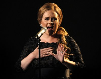 Top 10 British Singers in Class of 2011 - Adele
