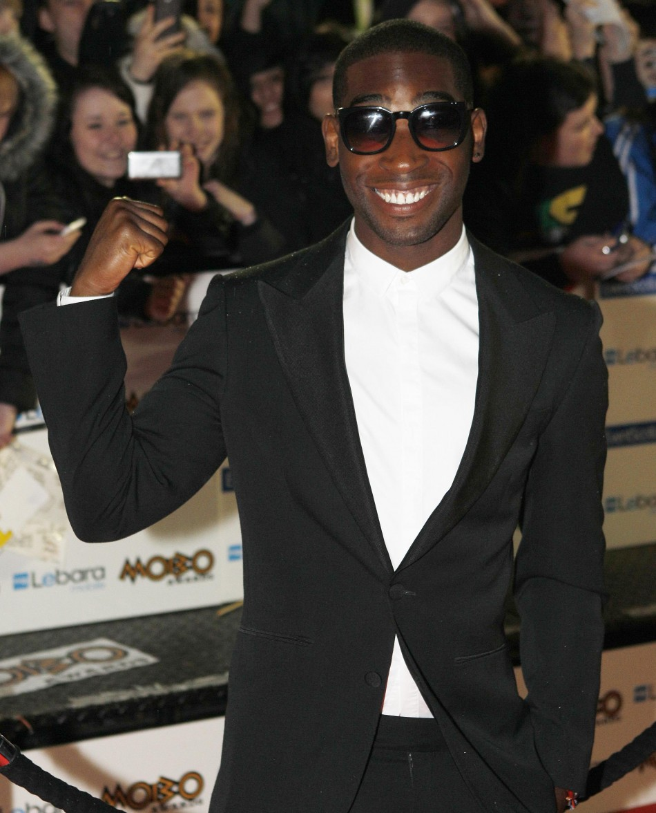 Top 10 British Singers in Class of 2011 - Tinie Tempah