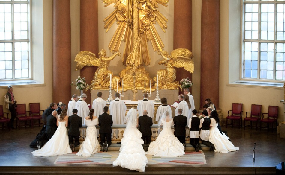 Weddings at a Cathederal