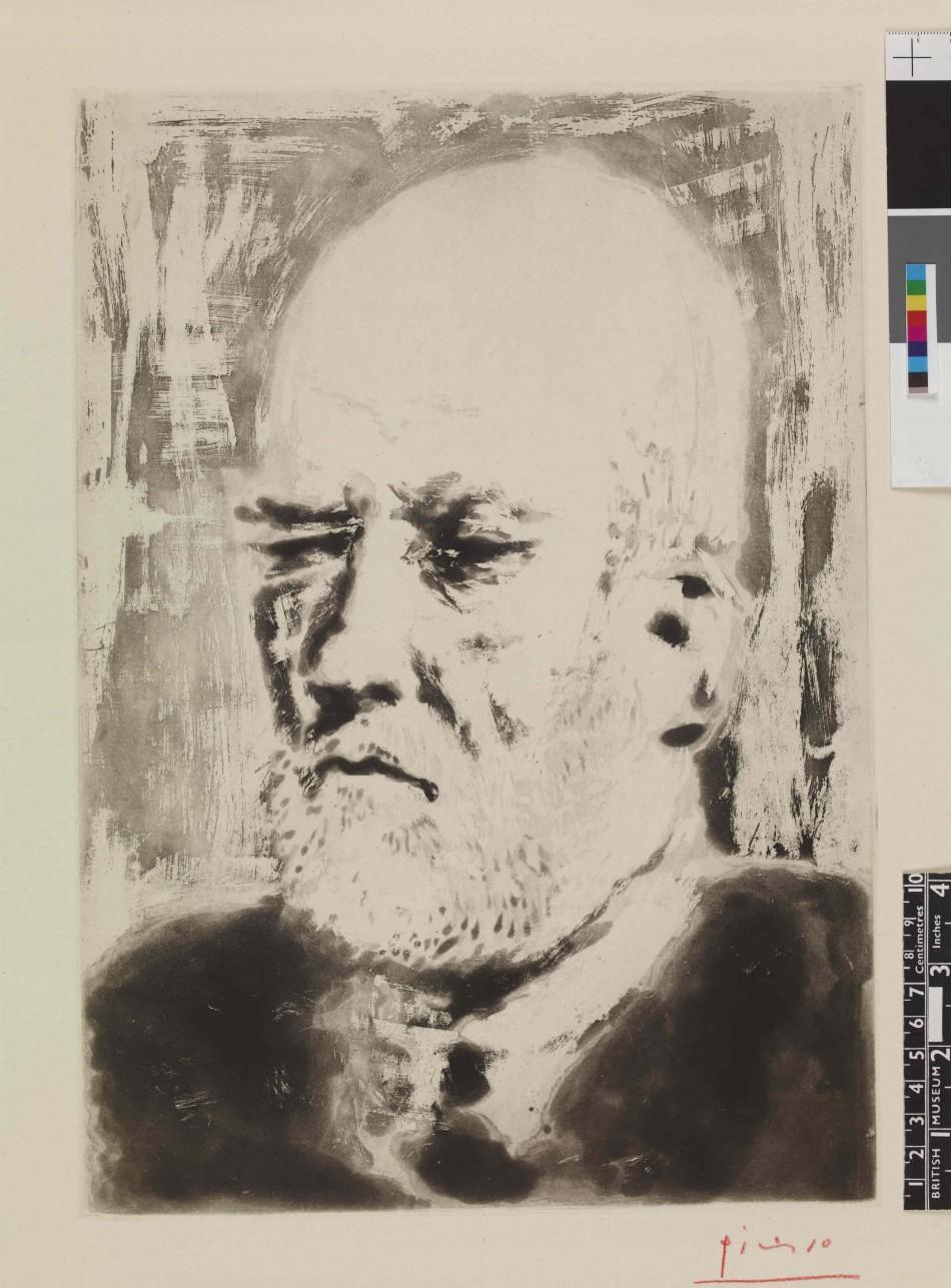 Portrait of Vollard II
