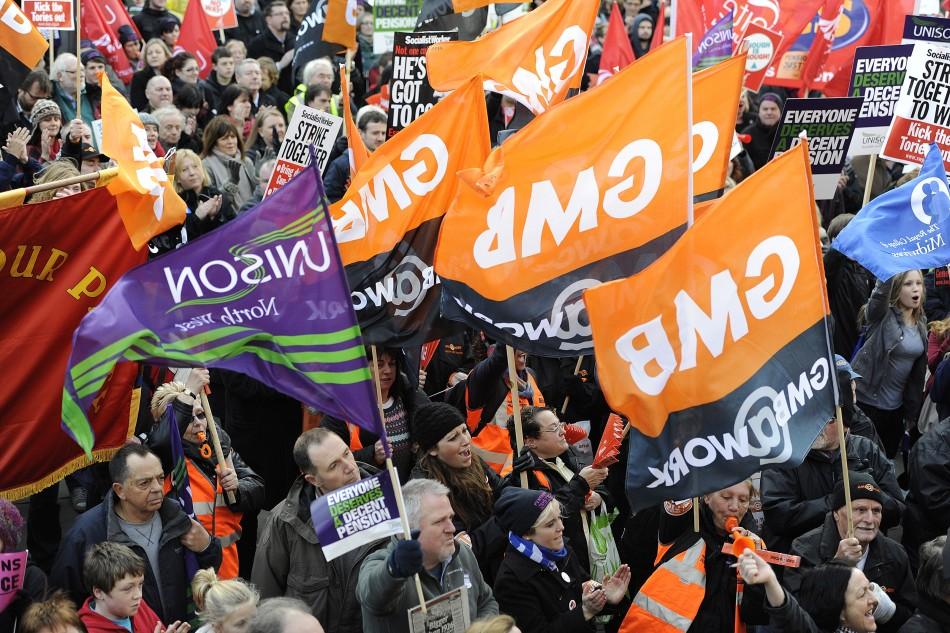 Leeds march