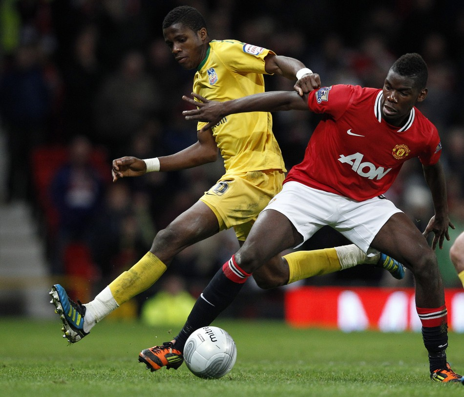 Crystal Palace Vs Manchester United 2-1