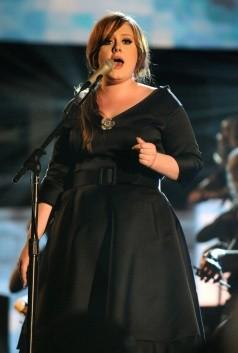 Adele, Karl Lagerfeld