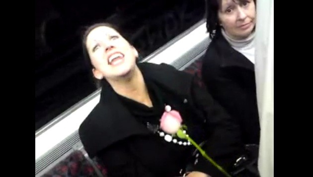 A third racist attack on public transport in London has emerged on YouTube this week following the well-documented arrest of a woman who hurled abuse at people from an ethnic background on a tram.