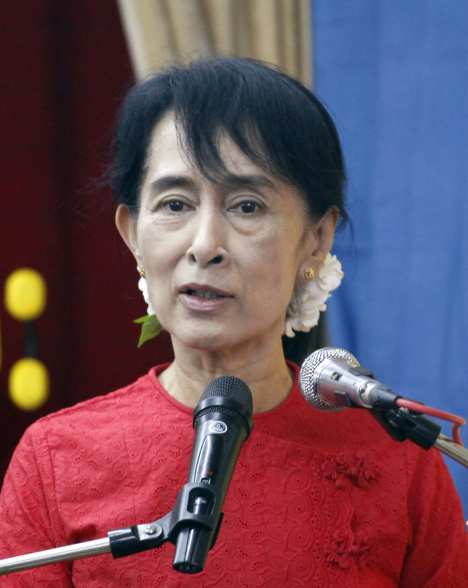aung san suu kyi burma s steps towards democracy are real. Black Bedroom Furniture Sets. Home Design Ideas