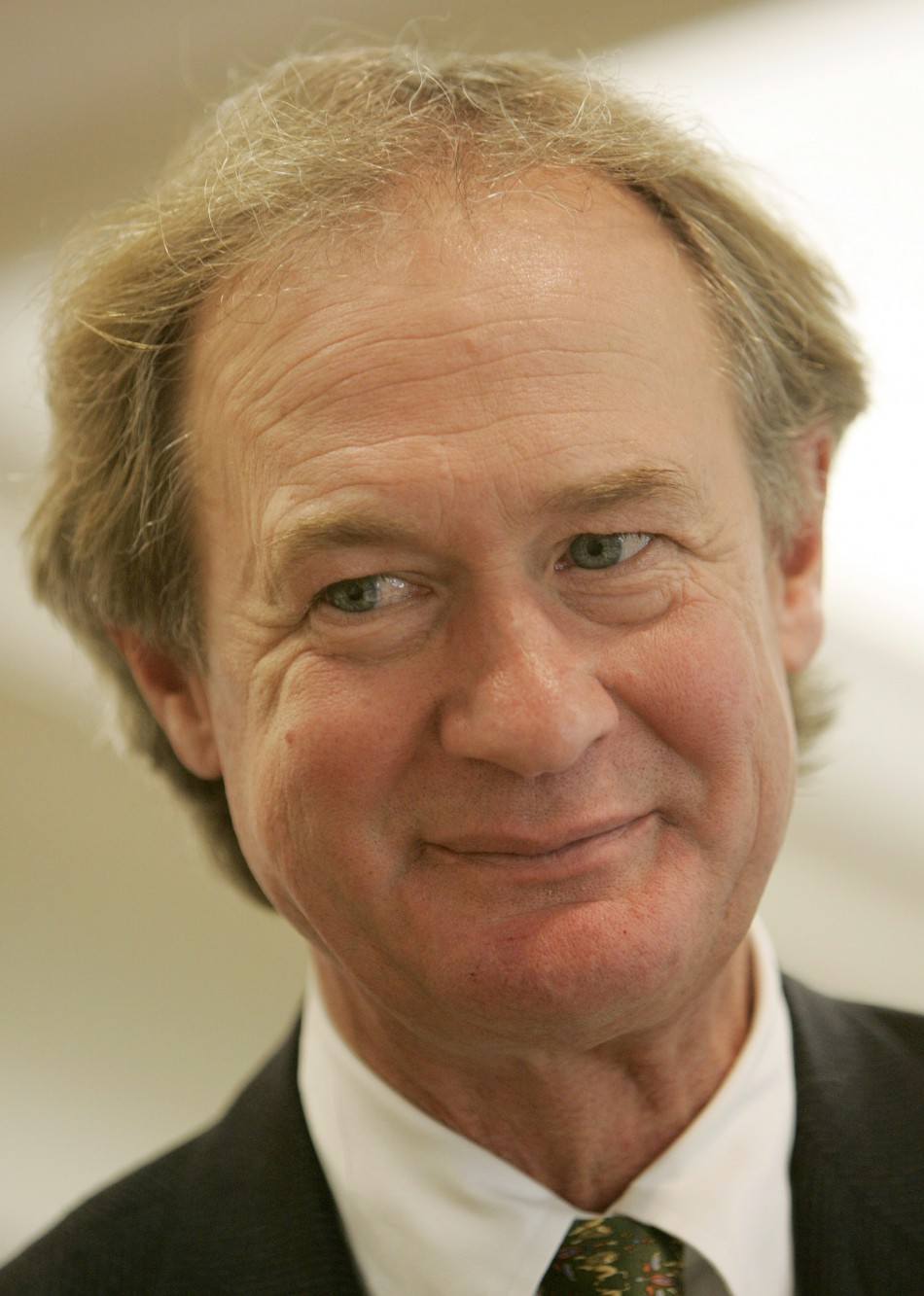 R.I governor Lincoln Chafee
