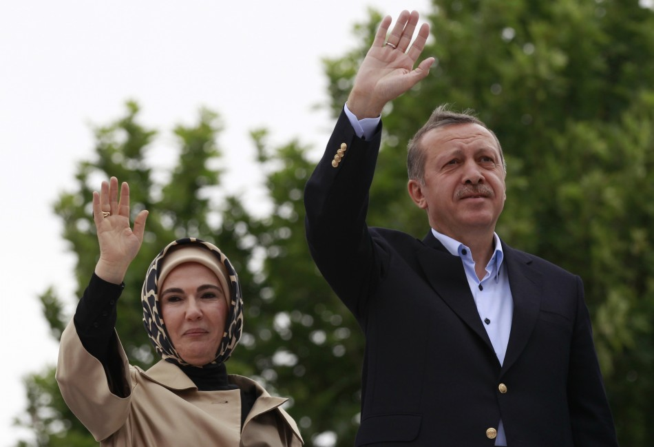 Erdogan bedroom talks tapped