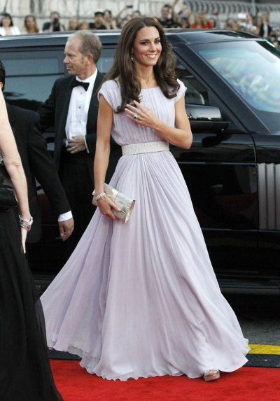 Catherine Middleton in Los Angeles