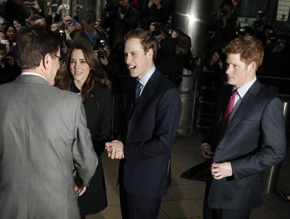 The Royal Trio