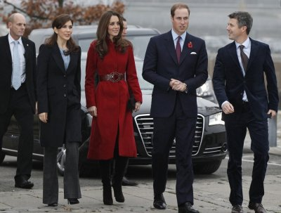 Royal Couple in Denmark