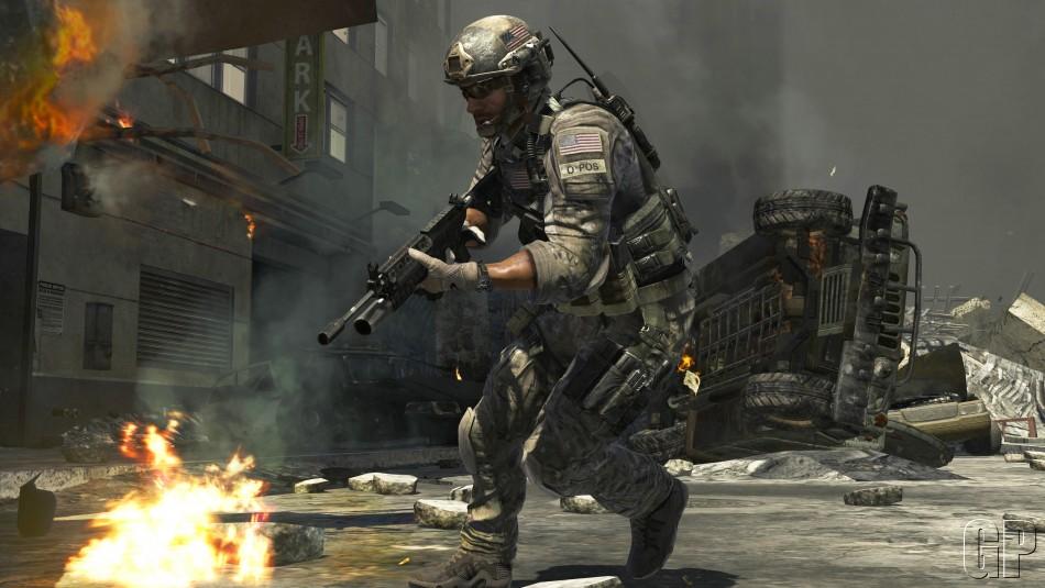 Call of Duty: Modern Warfare vs Battlefield 3