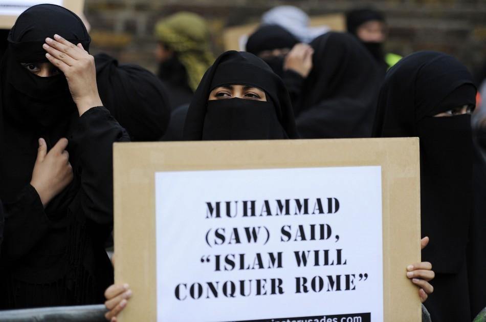 Muslims Against Crusades