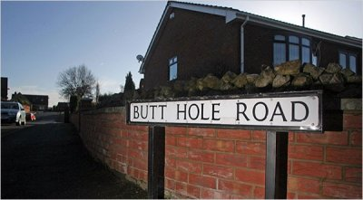 Butt Hole Road, Yorkshire
