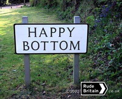 Happy Bottom