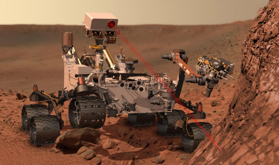 Nasa Mars Rover - Curiosity